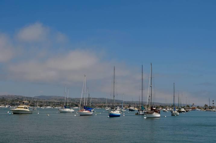 Croisière Newport Beach