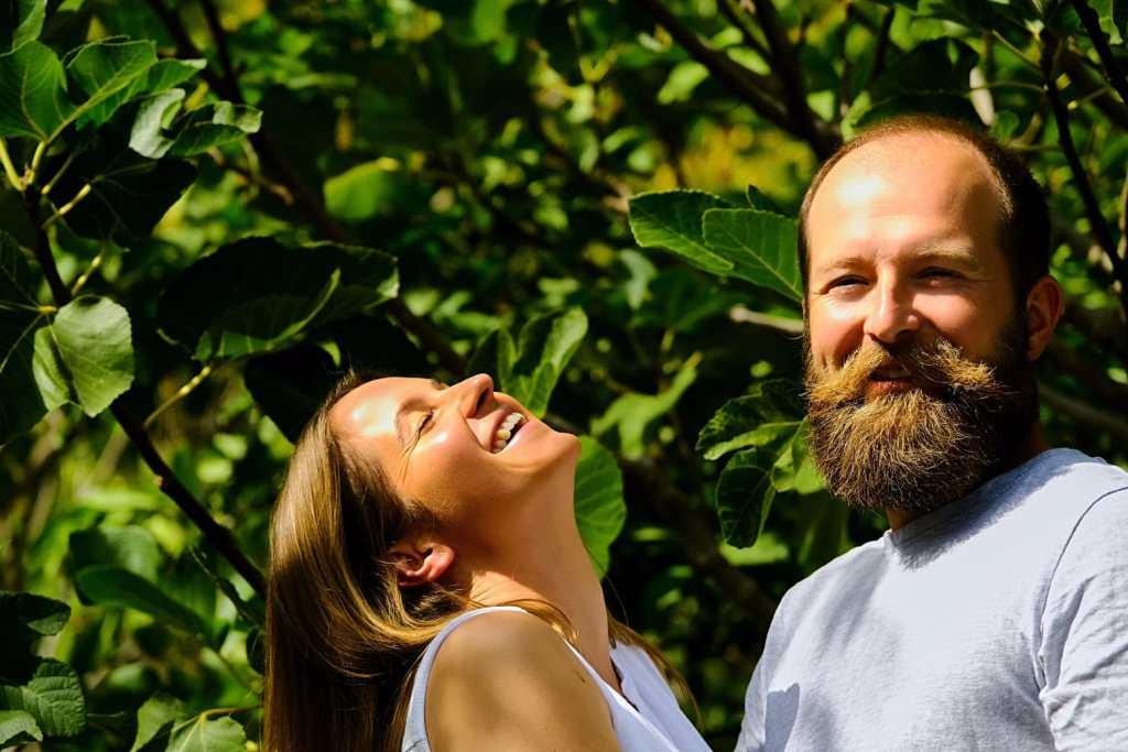 Sandra und Michael, Foodforest Design