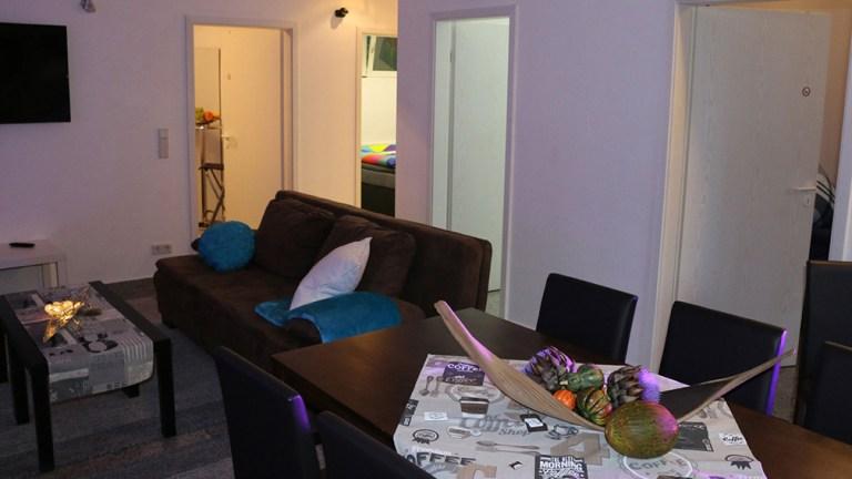loft-apartment-schlafsofas-essplatz-wohnzimmer