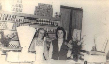 1952- FB Binetta e Piera alla Gabella