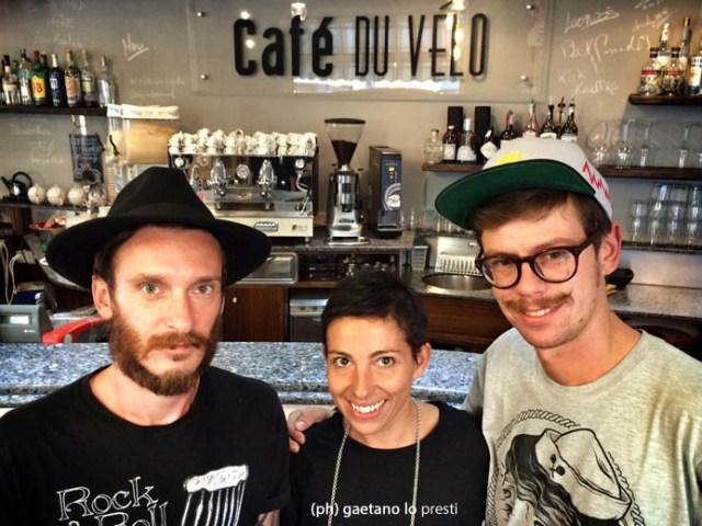 1 Cafe du Velo Renè Cuignon-Giovanna La Pegna-Andrea Bettega IMG_1472