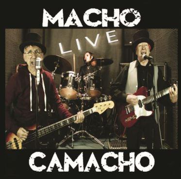 Macho Camacho live front