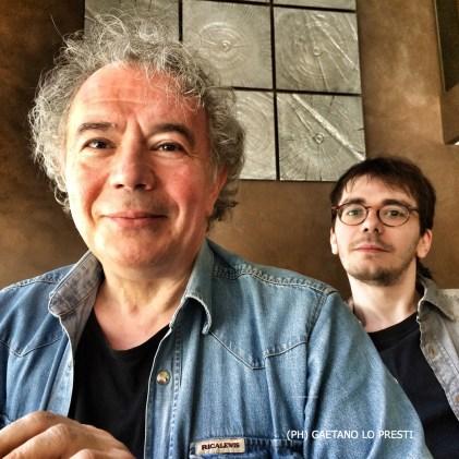 1 Louis ATZORI ed il figlio Ivano ok