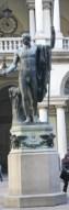 Antonio Canova- Napoleone Bonaparte- Cortile del Palazzo di Brera