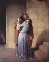 Francesco Hayez-Il Bacio 1859 Blog
