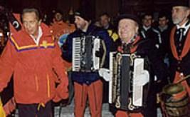 1999- Con Giovanni Tisseur a Valtournenche