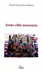 Copertina Aosta città necessaria