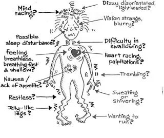 Anxiety disorders   Panic attack
