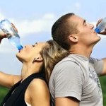 Dehydration and relationship of water and exercise