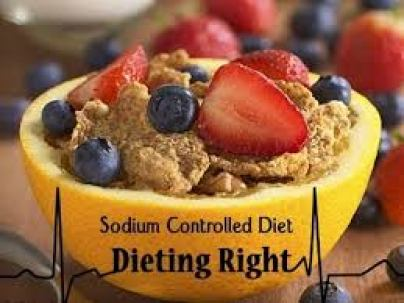 The Sodium-Controlled Diet: Indication