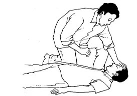 dealing with a casualty