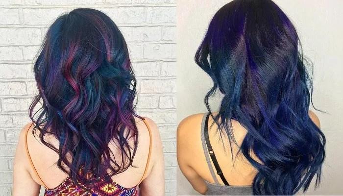 Vaak Oil Slick Hair – How to create?   GA Fashion #LG32