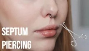 Read more about the article Getting a Septum Piercing! Read This After That