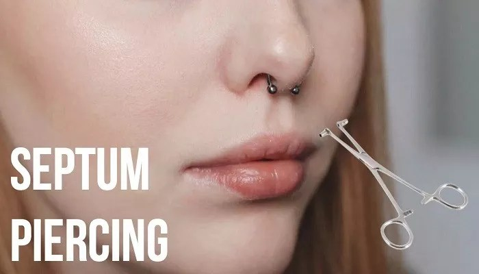 You are currently viewing Getting a Septum Piercing! Read This After That