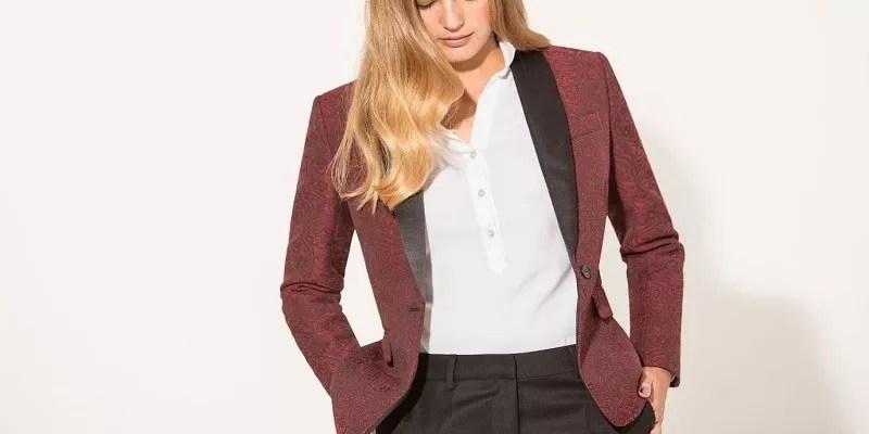 Women Tuxedo Blazers
