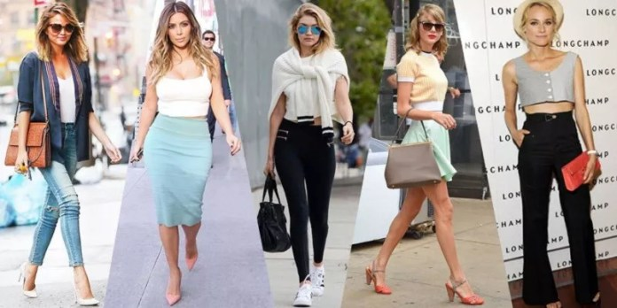 Celebrity Style Fashion Look
