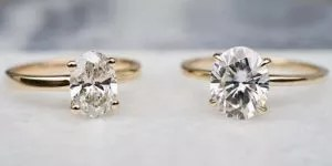 Read more about the article Moissanite vs Diamond – Which Option Best For Engagement Ring?