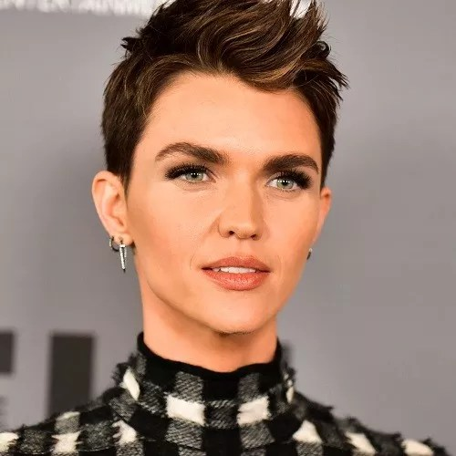 Ruby rose old