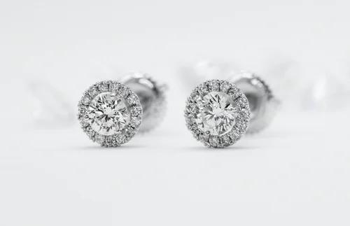 Various Types of Diamond Earring Studs