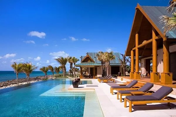 property in the Bahamas