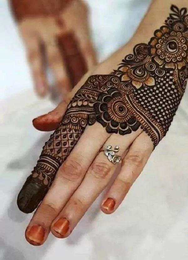 Mehandi Design Photos