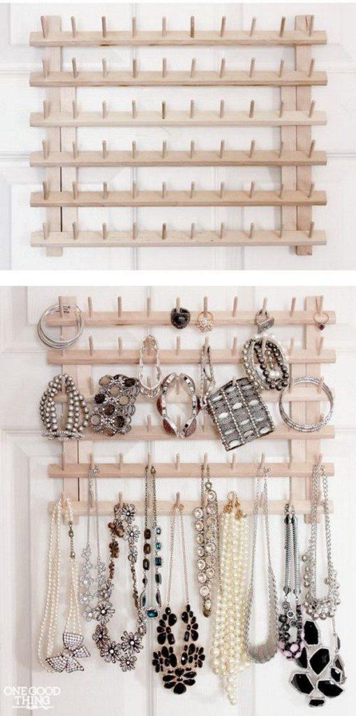27 idees de rangement pour vos bijoux