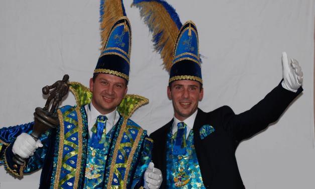 Baron Dick Wessel en adjudant Jeroen Nijhuis
