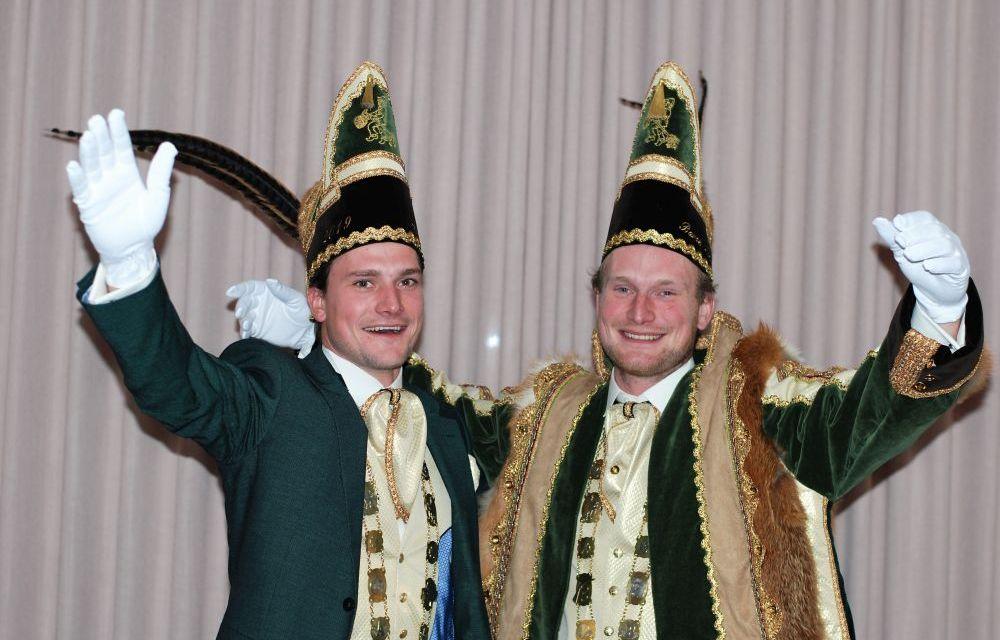 Niek Tellman,  47e Baron van carnavalsvereniging de Tuffelkeerlkes De Lutte