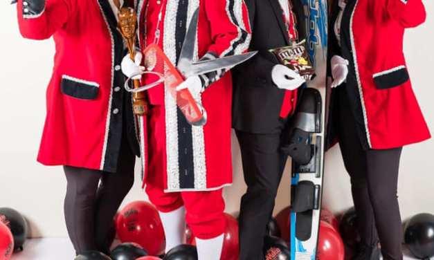 Graaf Mike en adjudant Marc nieuwe hoogheden Bosdûvelkes