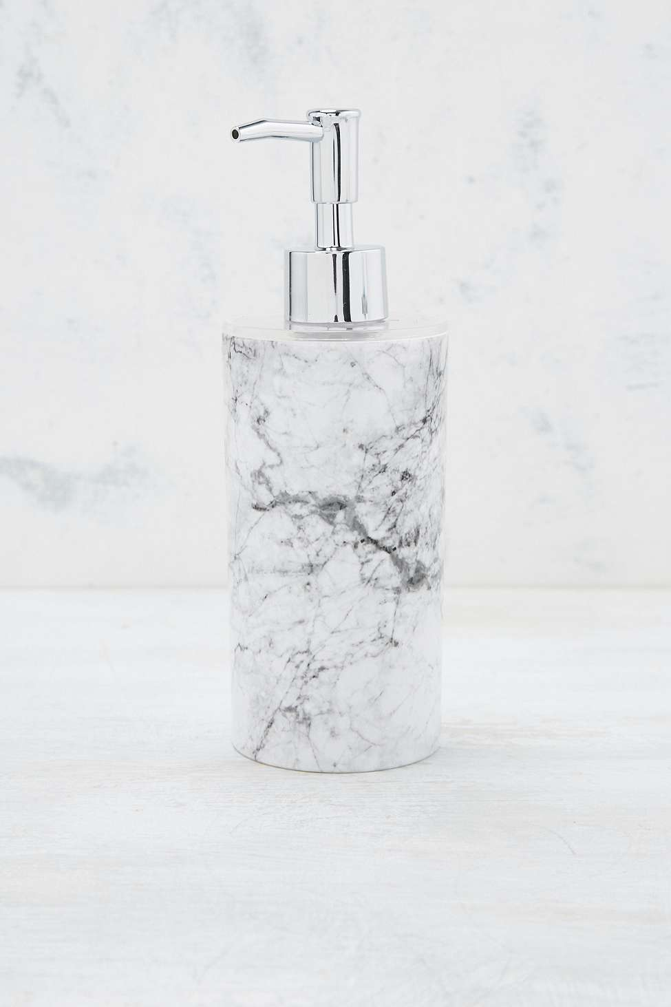 Marble Soap Dispenser €19 Urban Outfitters