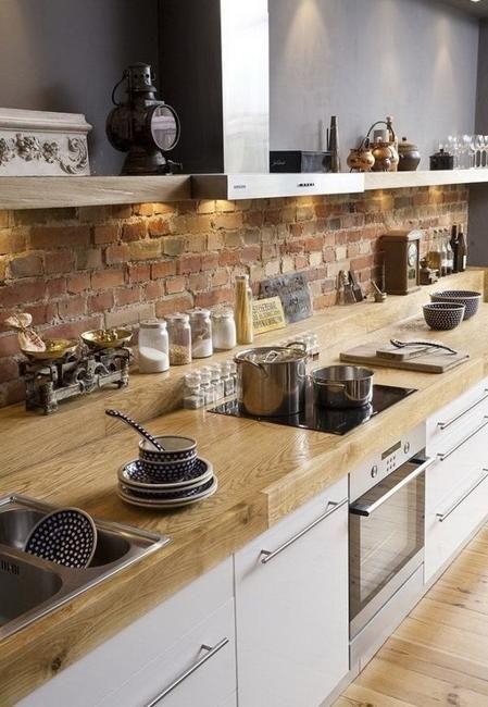 Lush Home Kitchen Design Decor
