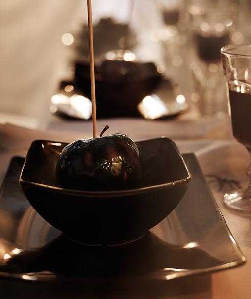 black myndig bowl ikea delph dinning table kitchen ware tableware