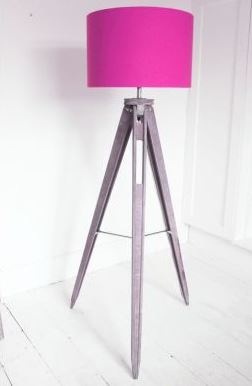 lamp pink wool arnotts home decor furnishings
