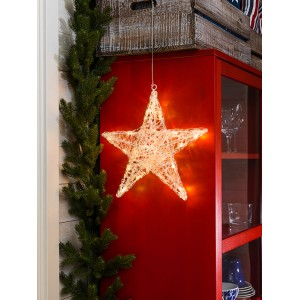 fantasy christmas lights star light