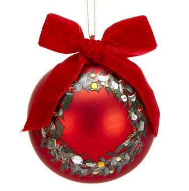 Christmas hanging decoration arnotts