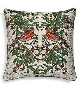 Christmas cushion marks and spencer
