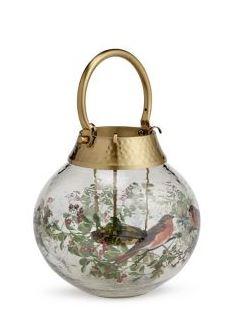 christmas lantern marks and spencer