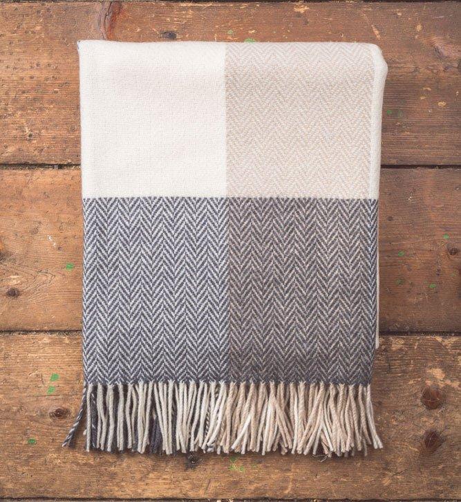 foxford woollen mills throw