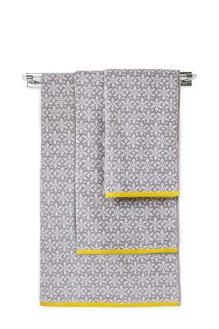 next towels floral