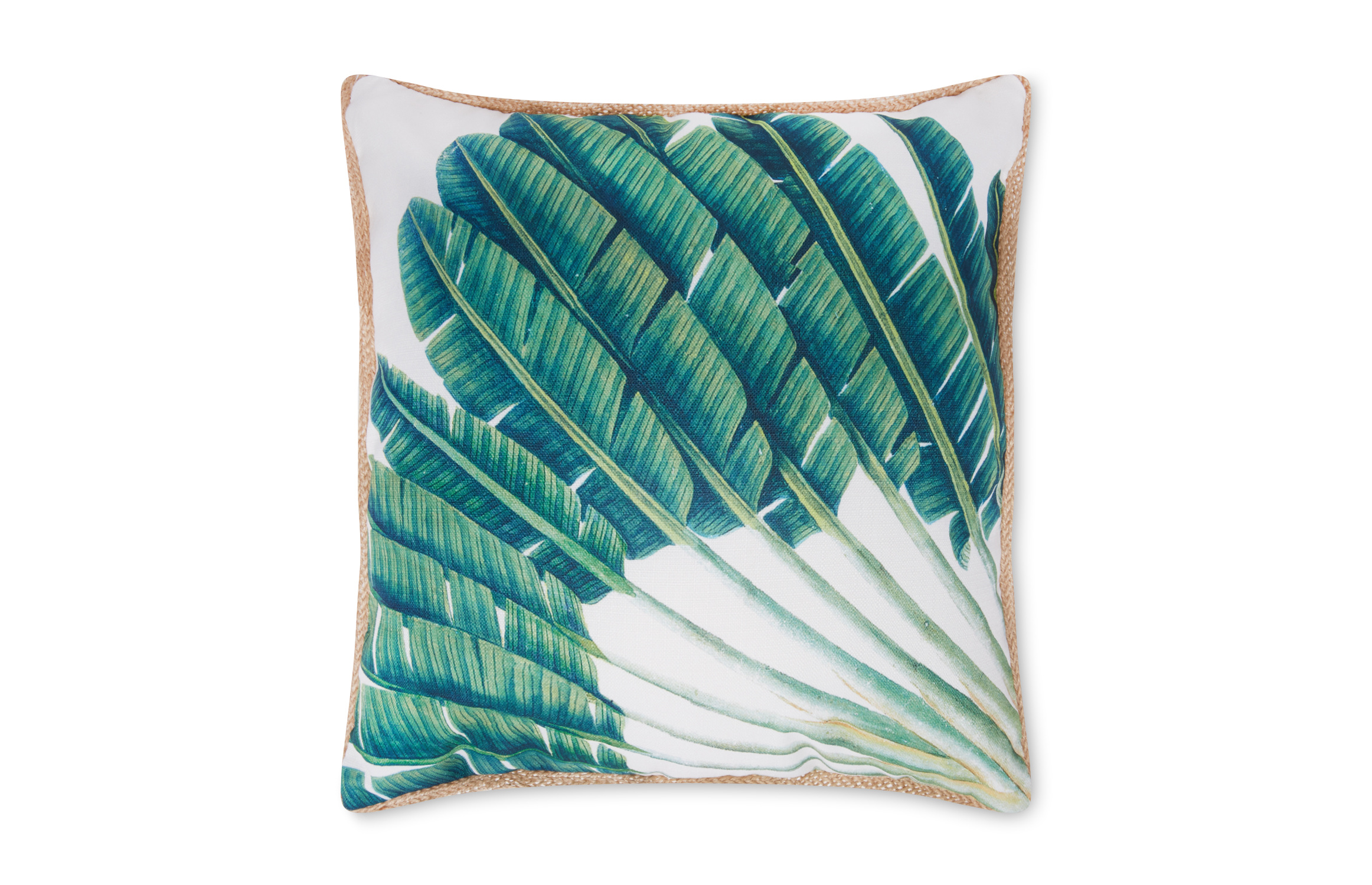 penneys cushion hawaiian noir