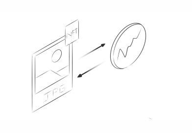 NFT non fungible token cryptomonnaies