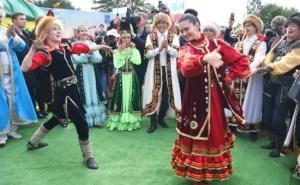 Башкирские танцы
