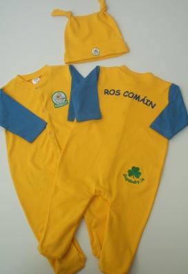 GagaBaby Roscommon GAA Babygro and Hat Set