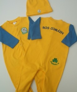 GagaBaby Roscommon GAA Babygro and Hat Set