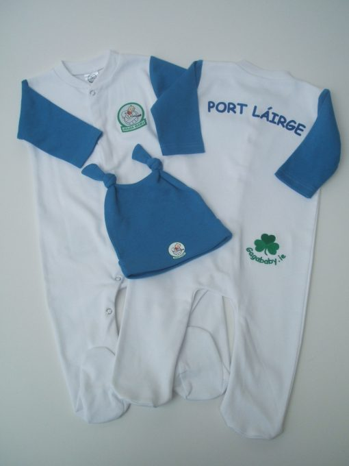 GagaBaby Waterford GAA Babygro and Hat Set