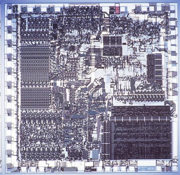 История процессоров Intel. 8086/8088 и первый IBM PC-2