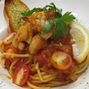 Spaghetti Marinara 90K