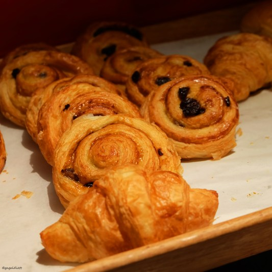 Bread & Pastry Selection
