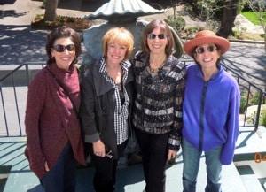 Four Grandmas Celebrate Sixty Years of Friendship