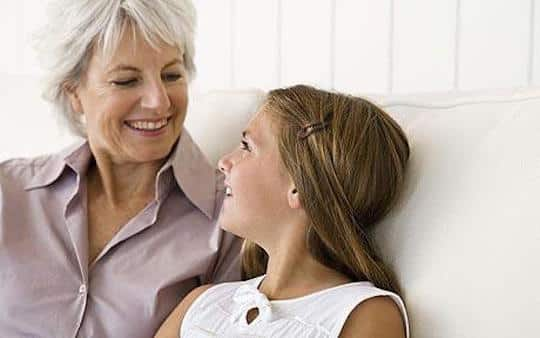 Share the Secrets to a Successful Life with Your Grandchild